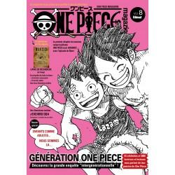 One Piece Magazine T.08