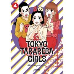Tokyo Tarareba Girls T.04