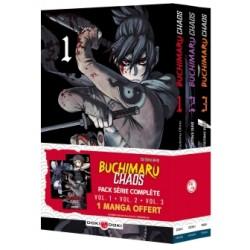 Buchimaru chaos - Pack T.01...