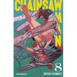 Chainsaw Man T.08