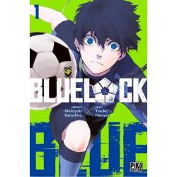 Blue Lock T.01