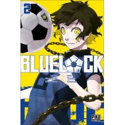 Blue Lock T.02