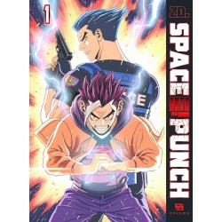 Space Punch T.01