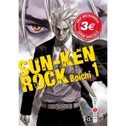 Sun-Ken-Rock T.01 - Prix...