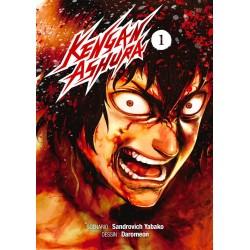 Kengan Ashura T.01