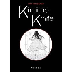 Kimi no Knife T.01