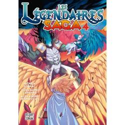 Légendaires (les) - Saga T.04