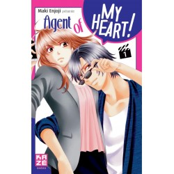 Agent of my Heart T.01