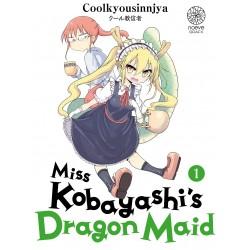 Miss Kobayashi's Dragon...