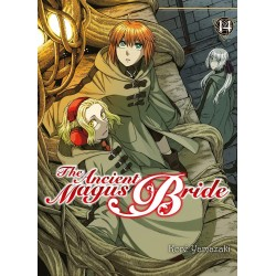 The Ancient Magus Bride T.14