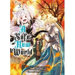 A Safe New World T.03
