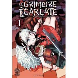 Grimoire Ecarlate (le) T.01