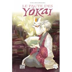 Pacte des Yokaï (le) T.21
