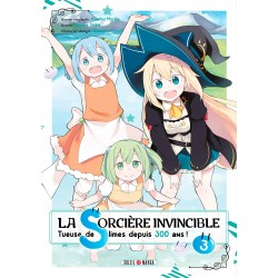 Sorcière Invincible (la) T.03
