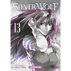 Silver Wolf, Blood, Bone T.13