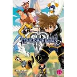 Kingdom Hearts III T.01