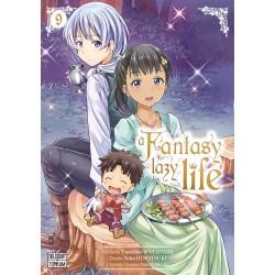 A fantasy lazy life T.09