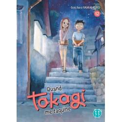 Quand Takagi Me Taquine T.12