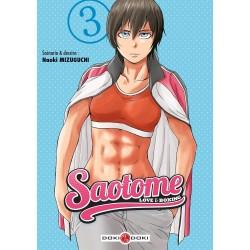 Saotome - Love & Boxing T.03