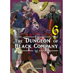 The Dungeon of Black...
