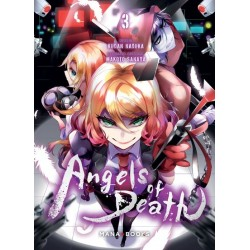 Angels of Death T.03