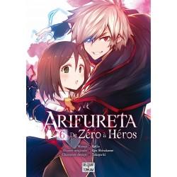 Arifureta - De zéro à Héros...
