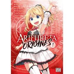 Arifureta - Origines T.01