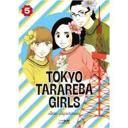 Tokyo Tarareba Girls T.05