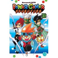 Power Gamer Adventure T.03