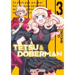 Tetsu et Doberman T.03
