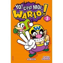 Yo ! C'est moi, Wario ! T.03
