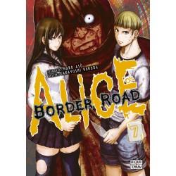 Alice on border road T.07