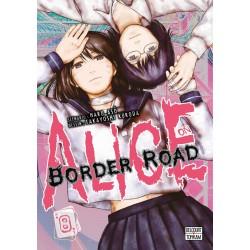 Alice on border road T.08