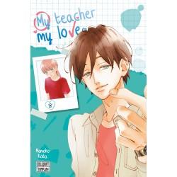 My teacher my love T.08