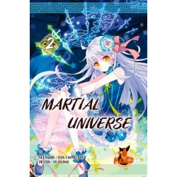 Martial Universe T.02