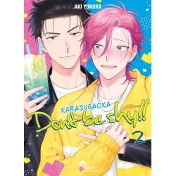 Karasugaoka Don't be shy T.02