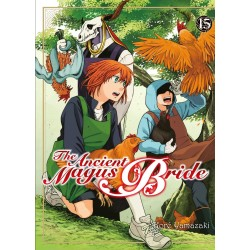 The Ancient Magus Bride T.15