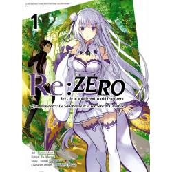 Re:Zero – Quatrième arc -...