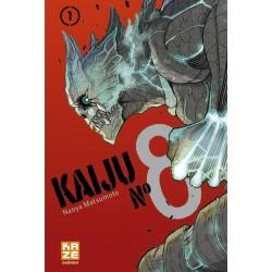 Kaiju N°8 T.01