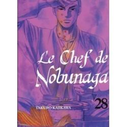 Chef de Nobunaga (le) T.28
