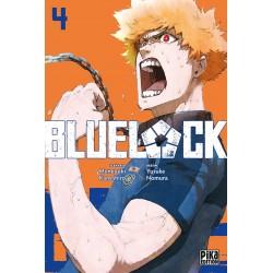 Blue Lock T.04