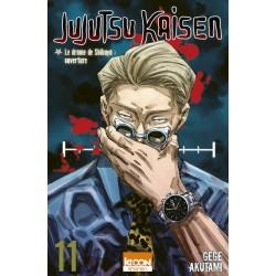 Jujutsu Kaisen T.11