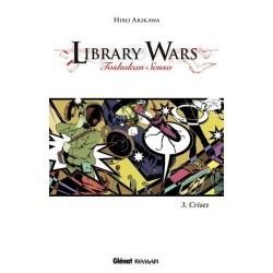 Library Wars T.03 - Roman