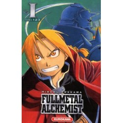 FullMetal Alchemist T.01...