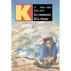 K, l'ivresse des sommets