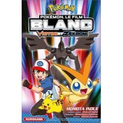 Pokémon Le film : Blanc –...