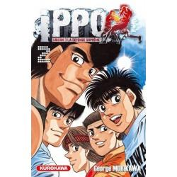 Hajimé no Ippo - Saison 3 T.02
