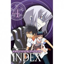 A Certain Magical Index T.04