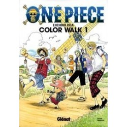 One Piece Color Walk T.01