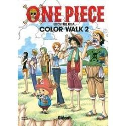 One Piece Color Walk T.02